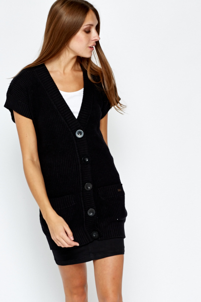 Short Sleeve Cardigan - Just £5