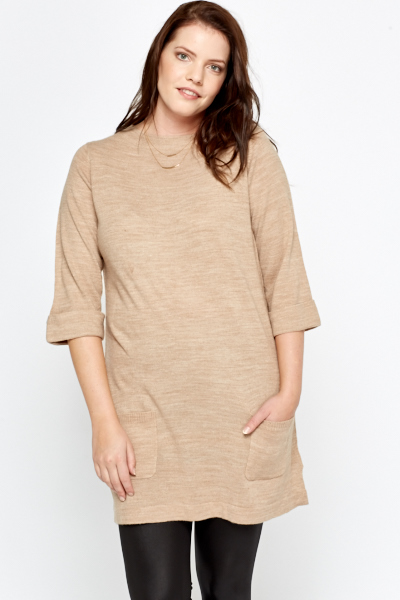 Long Line Casual Tunic