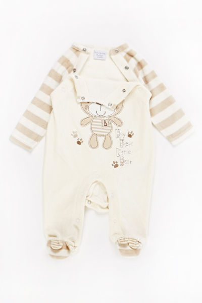 Hey There Little Bear Baby Grow