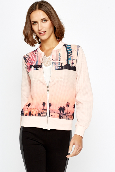 City Design Bomber Jacket