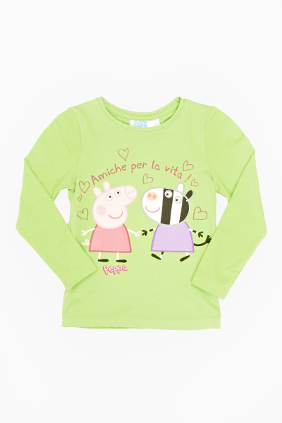Image of Peppa Pig And Zoe Zebra Top