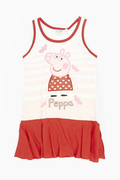 Sleeveless Peppa Pig Dress
