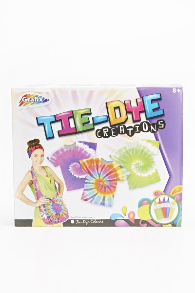 Tie-Dye Creations Set