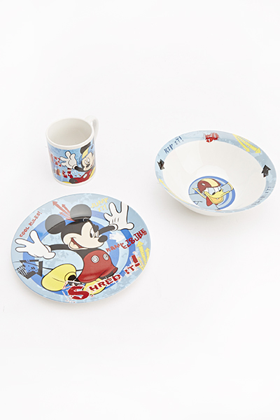 Mickey Mouse Clubhouse 3 Piece Set