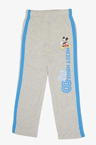 Mickey Mouse Print Joggers