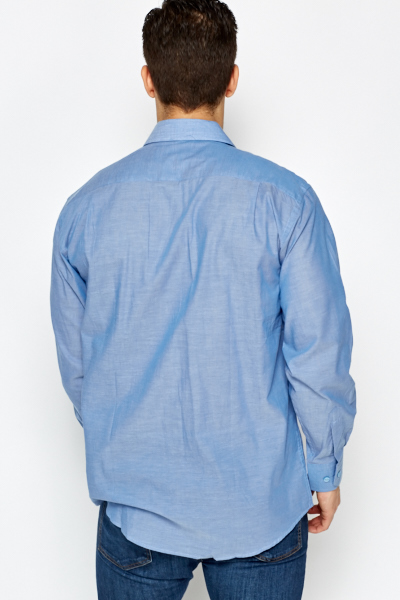 Blue Light Weight Shirt