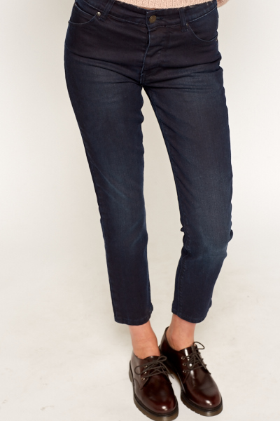 Navy Super Skinny Fit Jeans