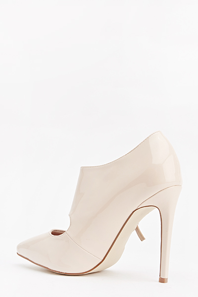 Cut Out Design Heels