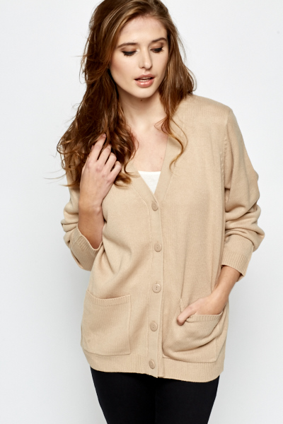 Button Up Cardigan - Just £5