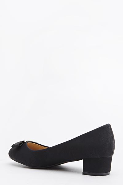Low Block Heel Shoes Just 163 5