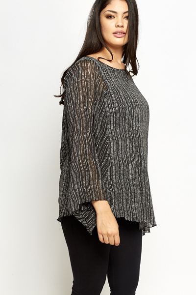 Metallic Asymmetric Top