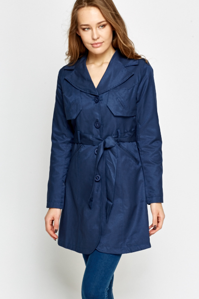 Button Mac Jacket