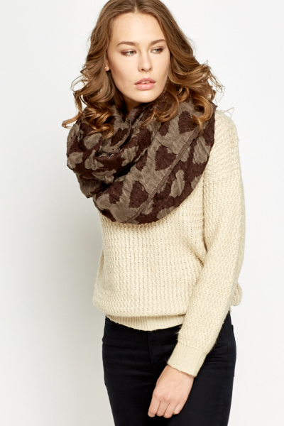 Heart Shape Snood