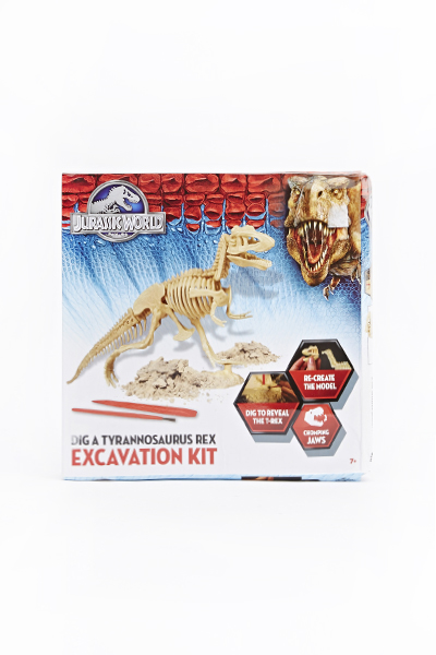 Jurassic World Excavation Kit