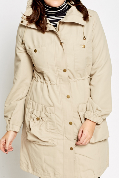 Beige Mac Jacket