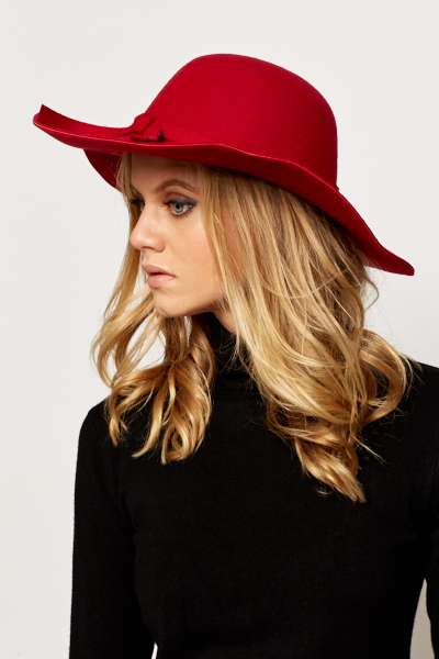 Fedora Floppy Hat