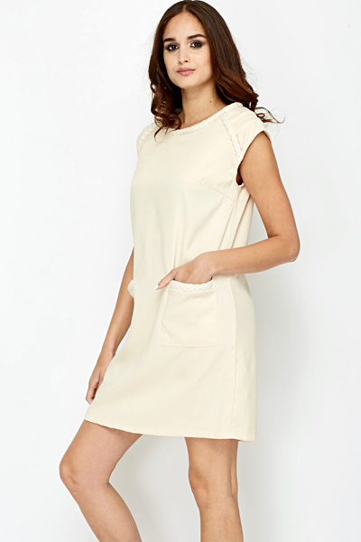 Zip Back Pocket Tunic