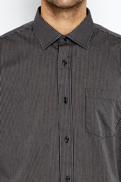 Black Stripe Shirt