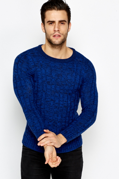 Plait Knit Jumper
