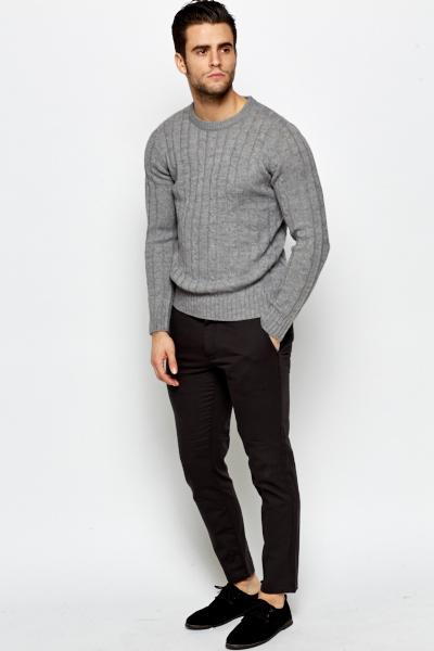 sviluppando Portavoce Intenzione  Men Slim Fit Trousers - Just $6