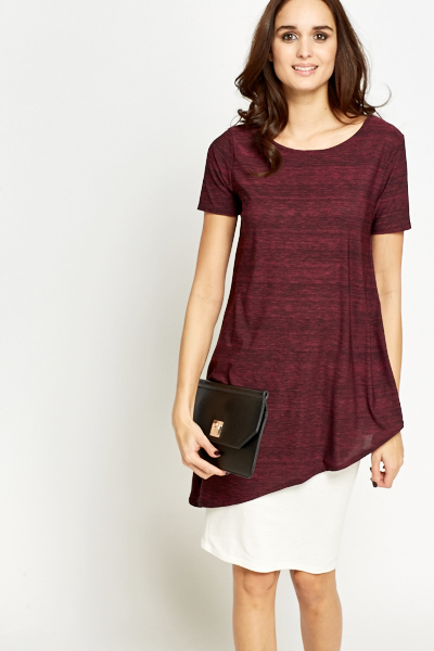 Asymmetric Swing Top