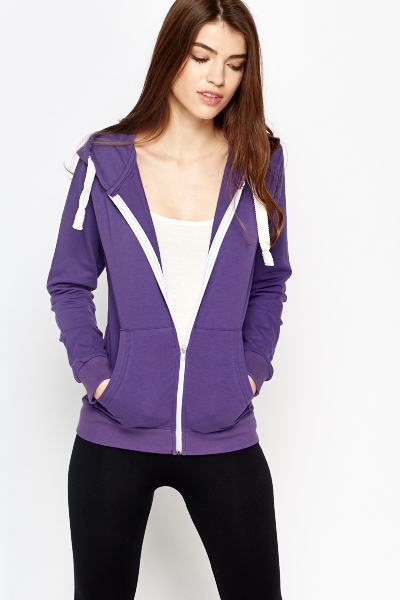 Casual Cotton Hoodie