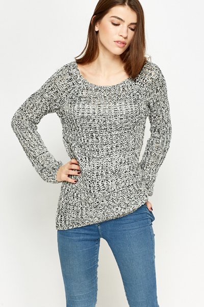 Loose Knit Jumper