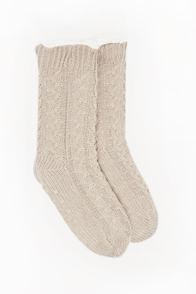 Chunky Knitted Socks