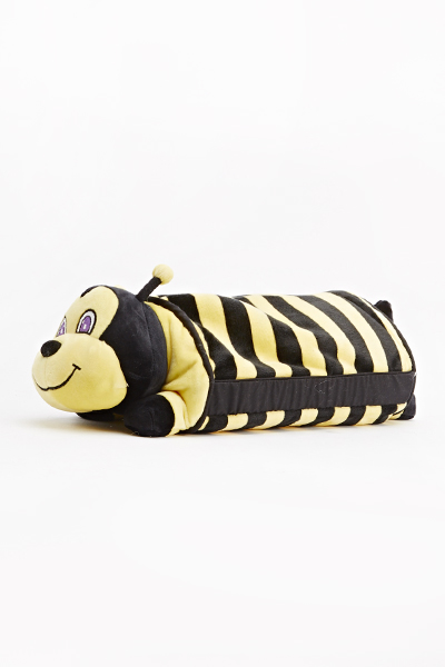 Bumble Bee Tablet Pillow