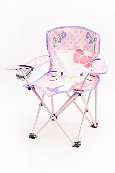 Hello Kitty Fold Up Chair