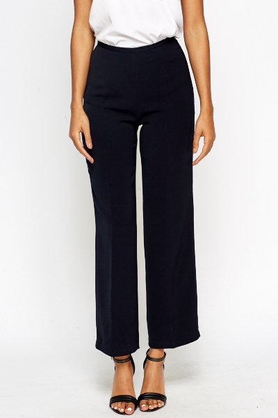 Formal Tapered Trousers