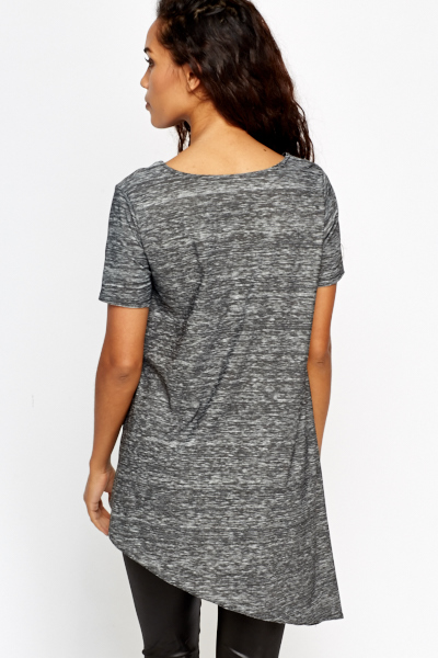 Grey Basic Asymmetric Top