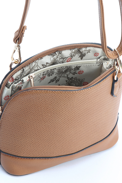 2cadc68ff2d6 Small Faux Leather Crossbody Bag - Just £5