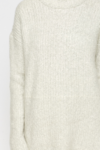 Thick High Neck Jumper
