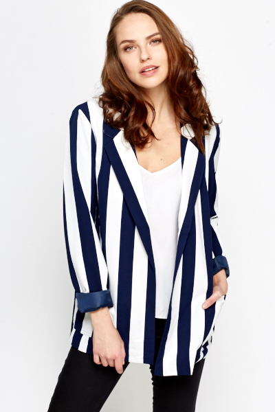Shop for women black striped blazer online at Target. Free shipping on purchases over $35 and save 5% every day with your Target REDcard.