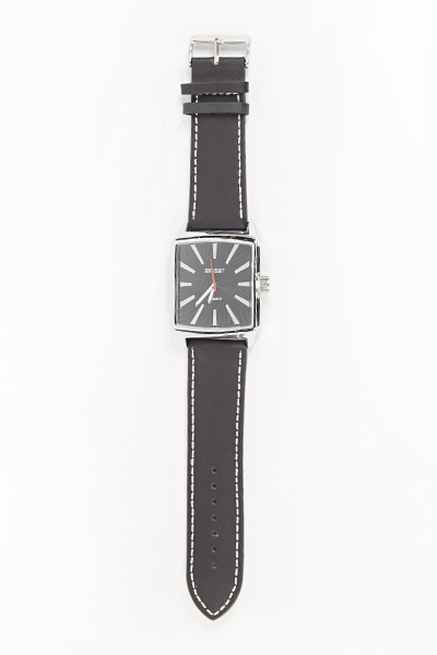 Image of Basic Square Face Watch