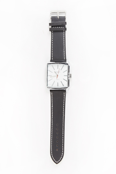 Basic Square Face Watch