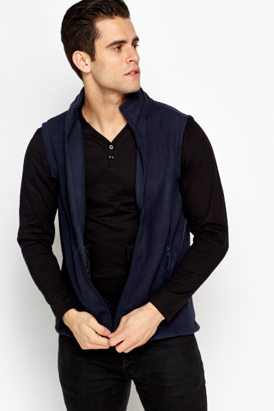 Fleece Body Warmer