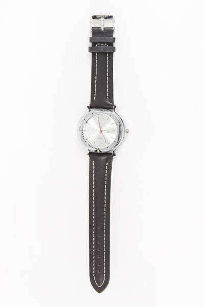 Small Round Face Watch