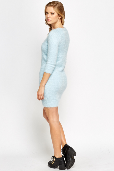 Soft Jumper Dress