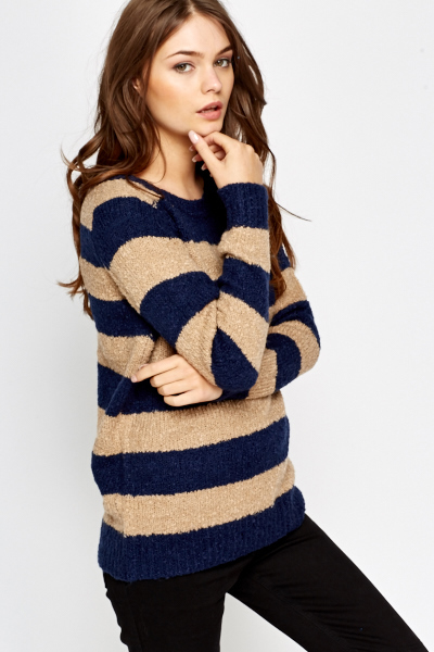 Soft Striped Jumper