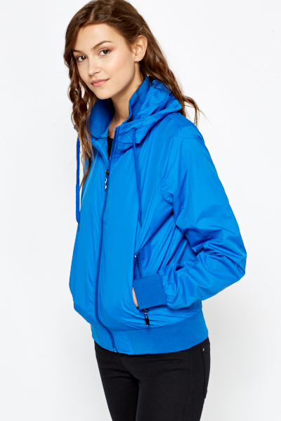 Casual Hooded Jacket