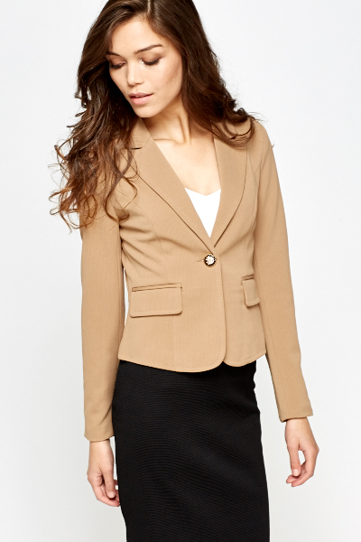 Light Brown Blazer