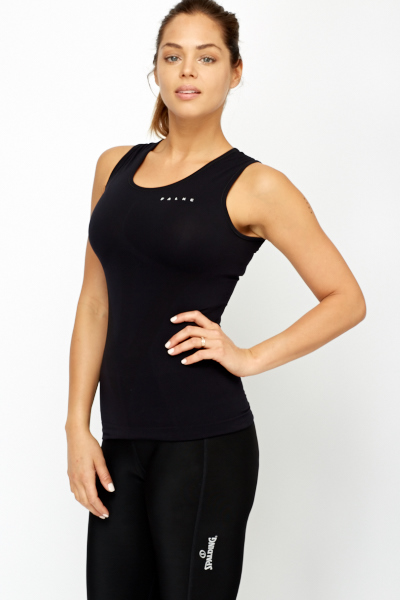 Front Logo Sports Top