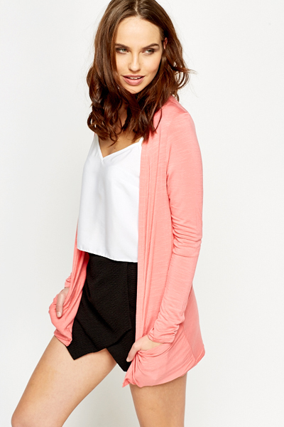 Coral Lightweight Cardigan - Just £5