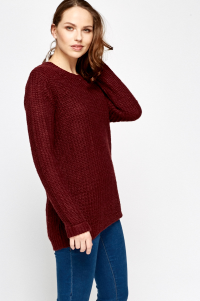 Women M MISSONI M MISSONI Jumper Maroon HR knitted, lightweight knitted, multicolour pattern, round collar, long sleeves, no pockets, no appliqués. you may also like. Women BOXEUR DES RUES LADY FZIP HOODIE WITH FRONT CAVIAR LOGO .
