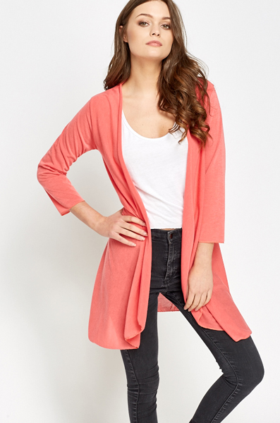 Coral Open Cardigan - Just £5