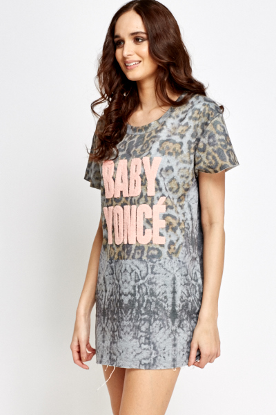 Baby Younce Printed Tunic