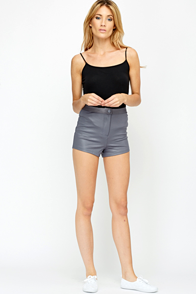 High Waisted Hotpants