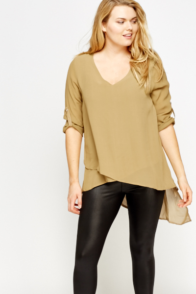 Asymmetric Sheered Top